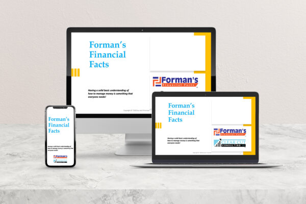Forman's Financial Facts